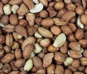 أنواع الفول السوداني الأجنبي