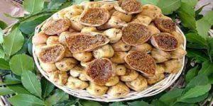 شراء التين المجفف الجزائري